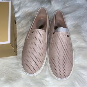BNIB Michael Kors Boerum Slip on Shoes